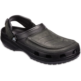 Crocs Yukon Vista Clogs zoccoli Uomo, black/black